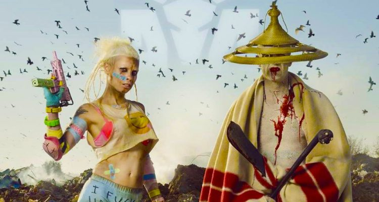 Die Antwoord Are Getting Their Own TV Series Called South African Ninja