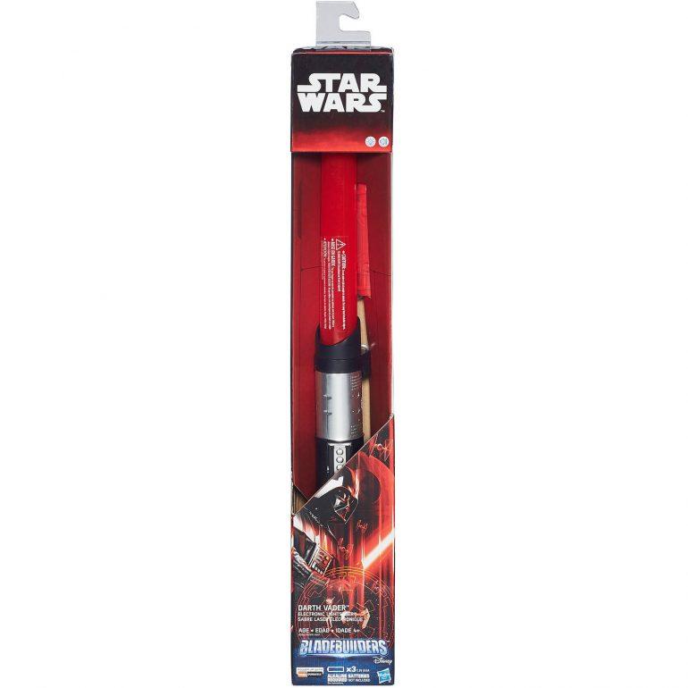 Hasbro Bladebuilders Darth Vader Electronic Lightsaber Review -