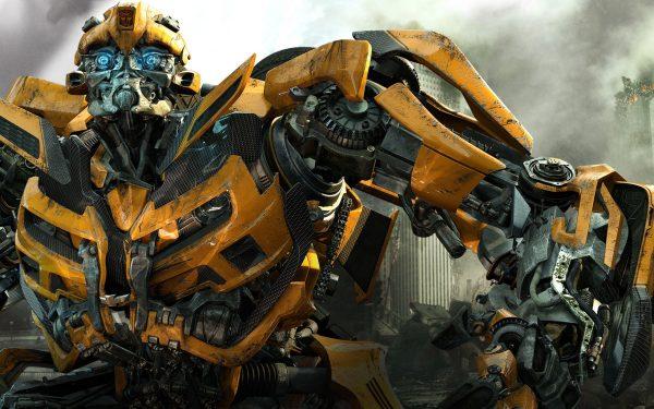 Hasbro Paramount Bumblebee
