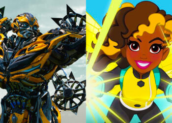 Hasbro vs. DC – A Tale Of Two Bumblebees
