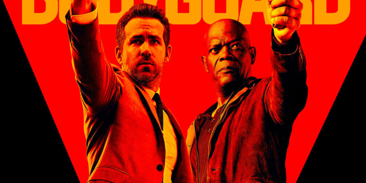 Hitman's Bodyguard Review - The Bourne Action-Comedy