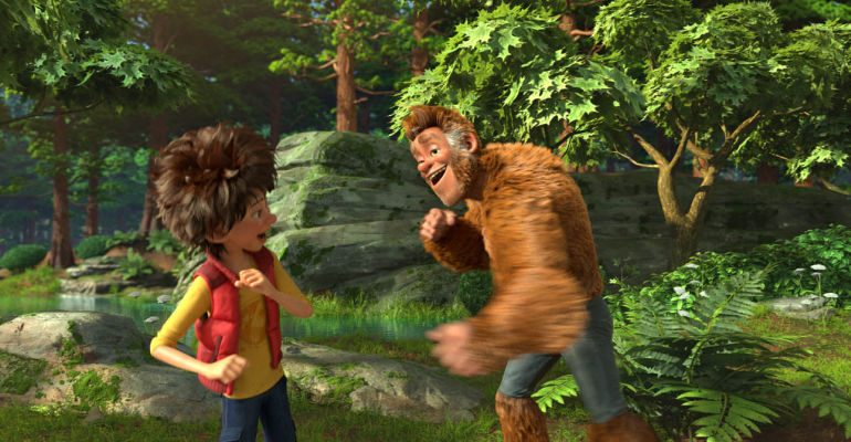 Son of Bigfoot Review – An Interesting Take on the Blurry Beast