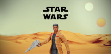 Hasbro Star Wars: The Force Awakens 12-inch Finn (Jakku) Review