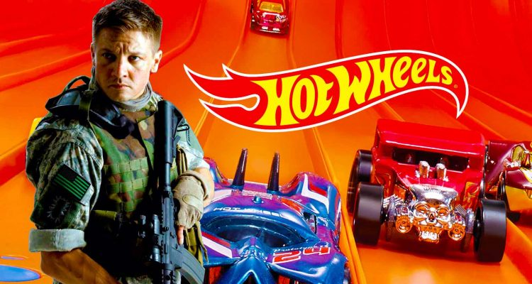 Jeremy Renner Has Signed Up For A Hot Wheels Movie