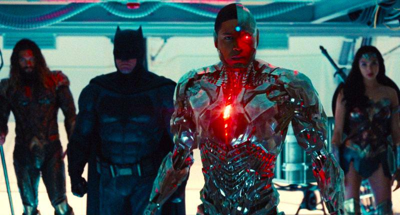 "Joe Morton Reveals That Joss Whedon's Justice League Reshoots Will ""Lighten Up The Film"""