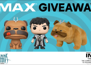 Win This Cute Funko Marvel's Inhumans Hamper With IMAX