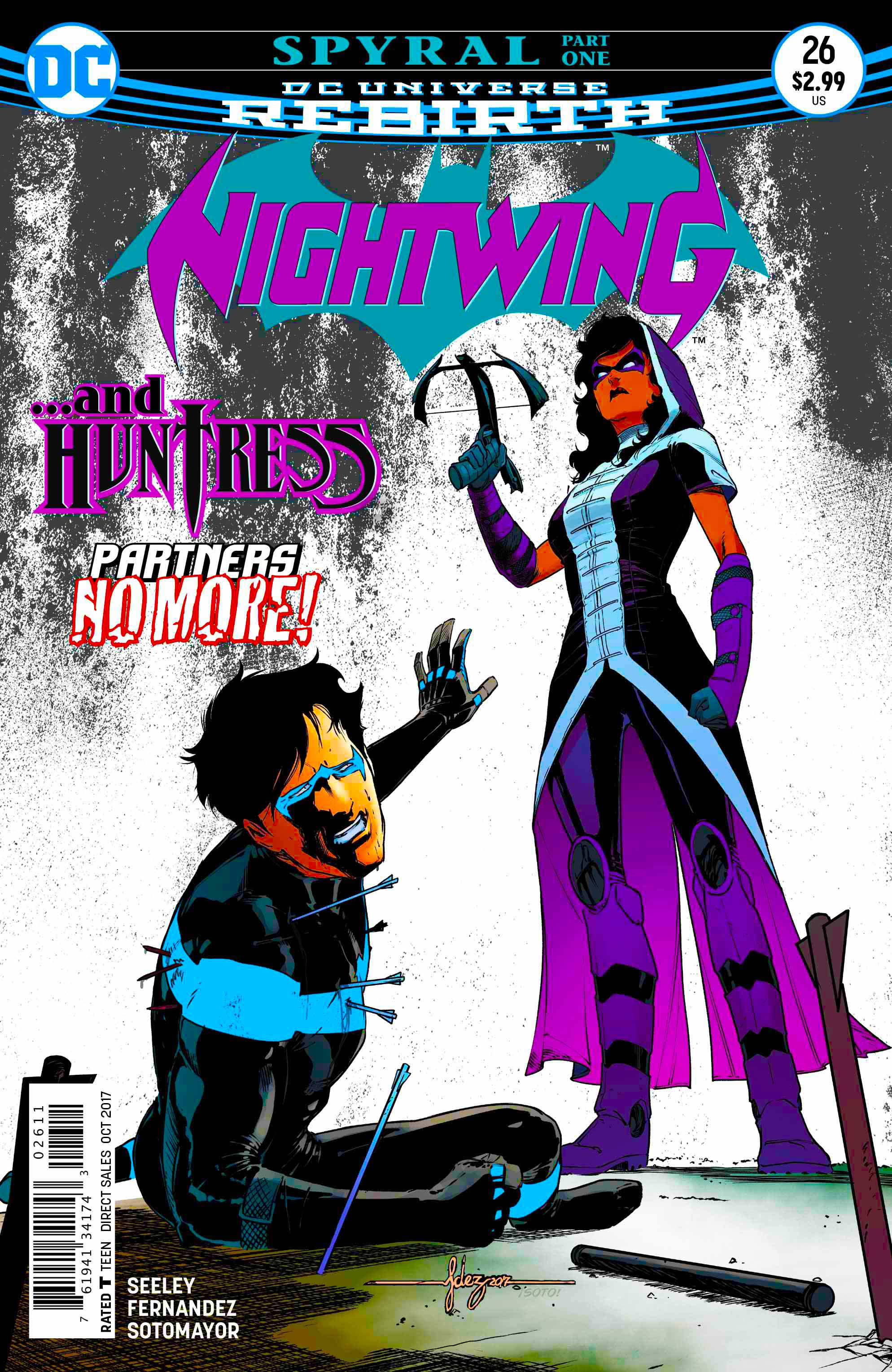 Nightwing #26 Review – Dick's Former Flame Returns