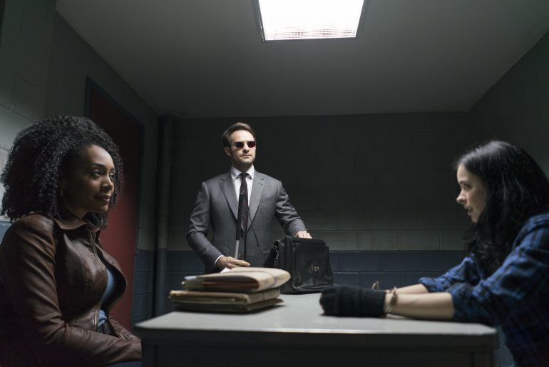 Netflix The Defenders - Review