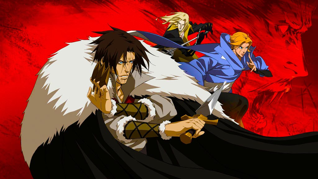 Netflix's Castlevania Season 1 Review - Castlevania Slays