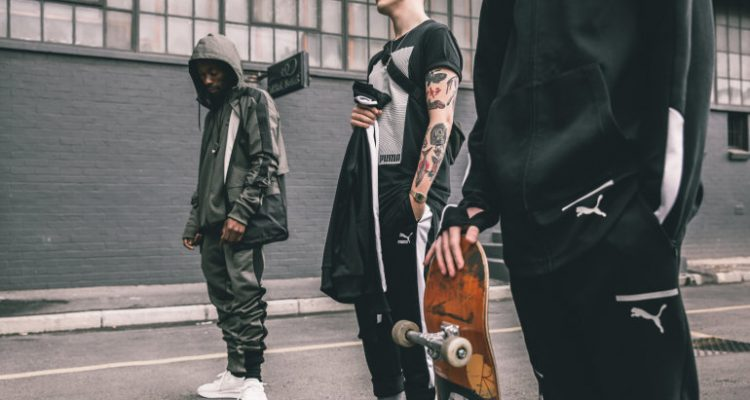 Puma Takes it to the Streets - South Africa X Middle East