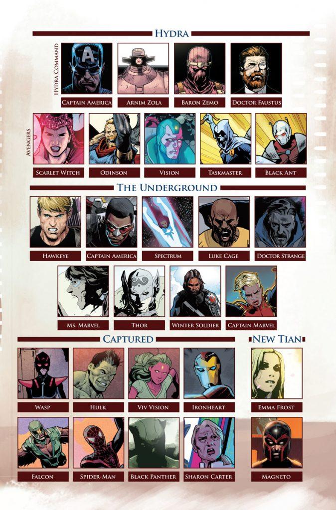 Secret Empire #9 Comic Book Review
