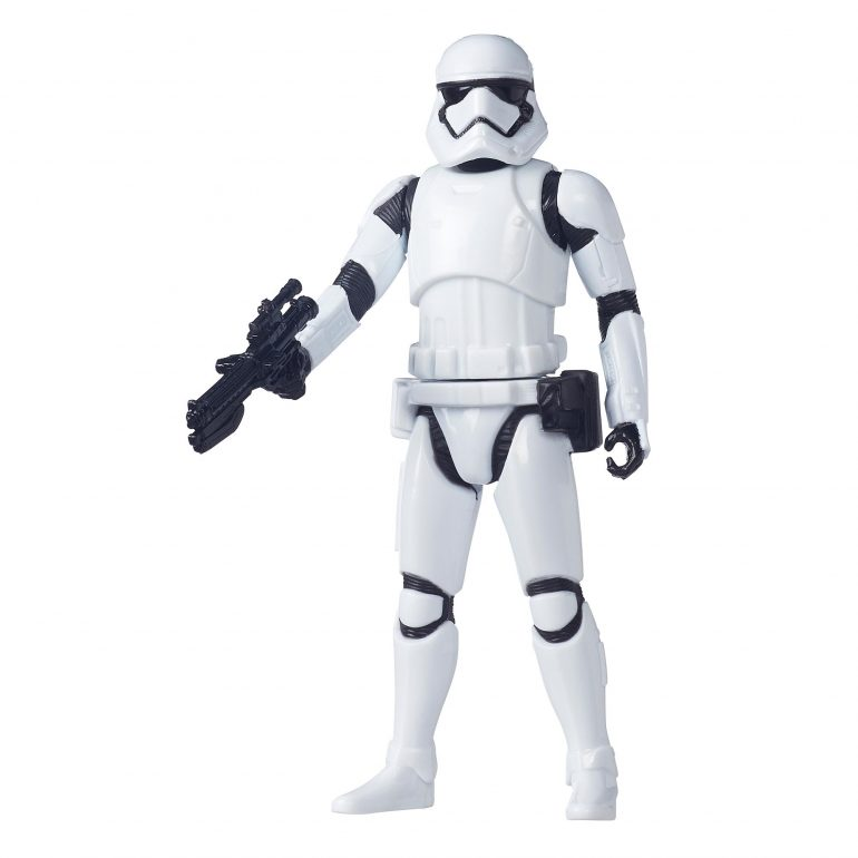 Star Wars The Force Awakens 6-Inch First Order Stormtrooper Review