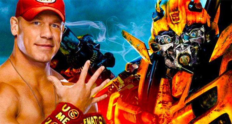 We'll See John Cena As A Lead In Bumblebee Movie Spin-Off