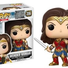 Funko Releases Awesome New Pop! Vinyls for Wonder Woman and More