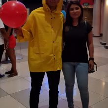 20170914 193122 e1505461609743 It Was A Night Of Creepy Clowns And Fun At The Screening Of IT Movies