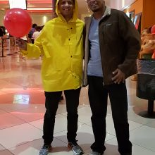 20170914 193155 e1505461636341 It Was A Night Of Creepy Clowns And Fun At The Screening Of IT Movies