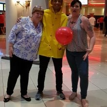 20170914 193938 e1505461730685 It Was A Night Of Creepy Clowns And Fun At The Screening Of IT Movies