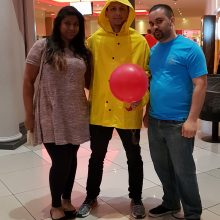 20170914 194632 e1505461841408 It Was A Night Of Creepy Clowns And Fun At The Screening Of IT Movies