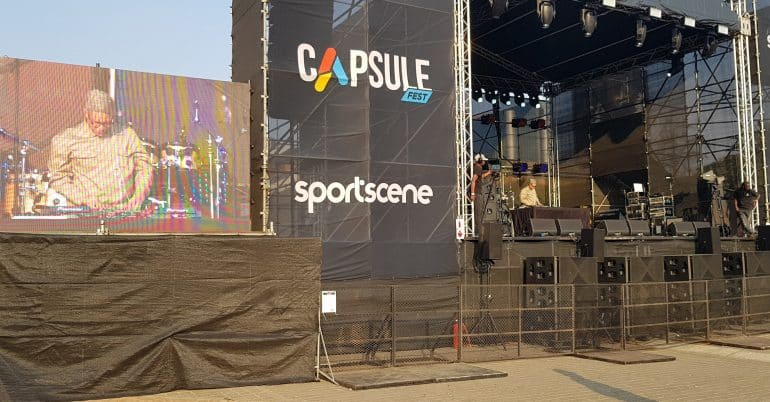 Capsule Fest by Sportscene -  Showcasing South Africa's Street Culture