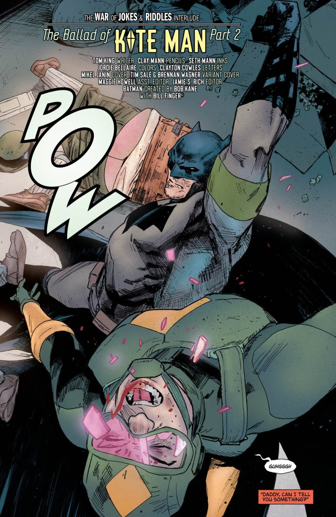 Batman #30 Comic Book Review