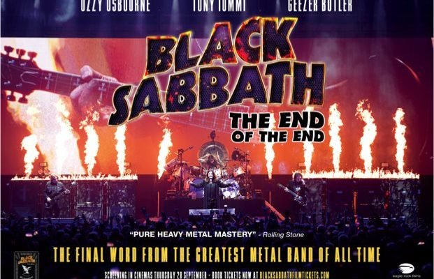 Black Sabbath The End Of The End - Film