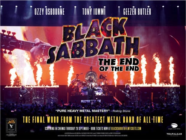Black Sabbath The End Of The End - Film