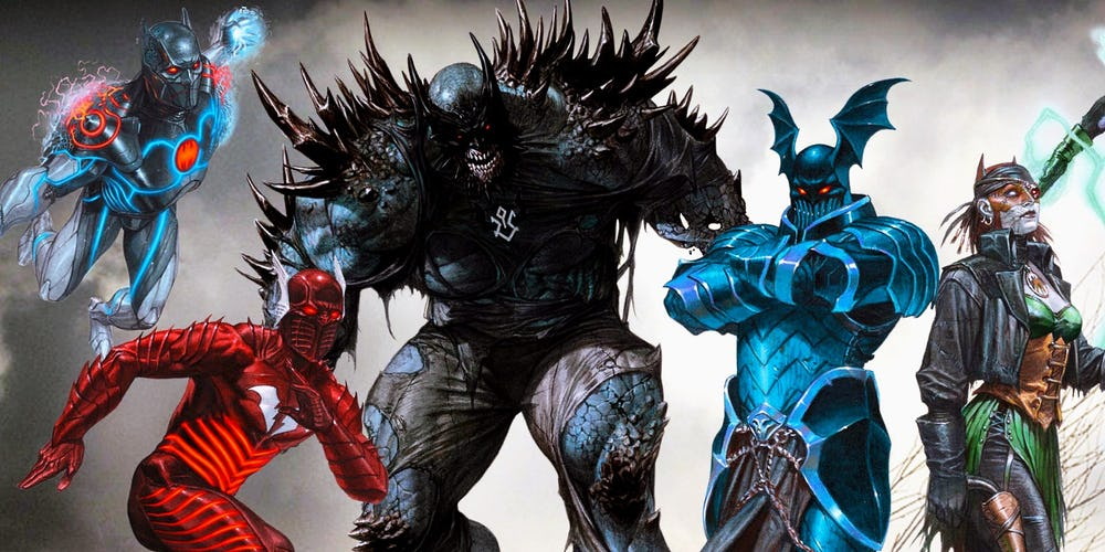 its time for doomsday batman