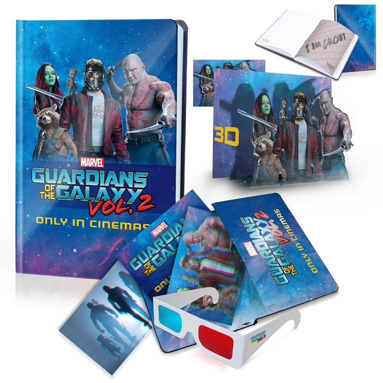 Win 1 Of 4 Guardians Of The Galaxy Vol. 2 Hampers