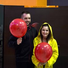 It Was A Night Of Creepy Clowns And Fun At The It Screening