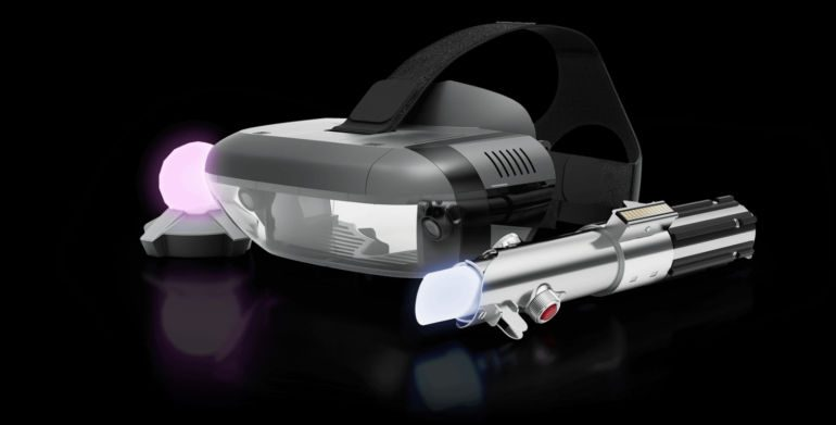 Disney and Lenovo Join Forces To Bring You Star Wars: Jedi Challenges