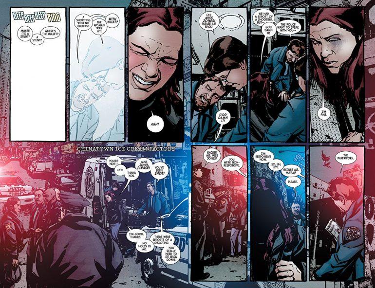 Jessica Jones #12 Comic Book Review
