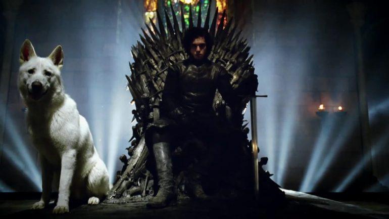 Jon Snow Winter is Coming