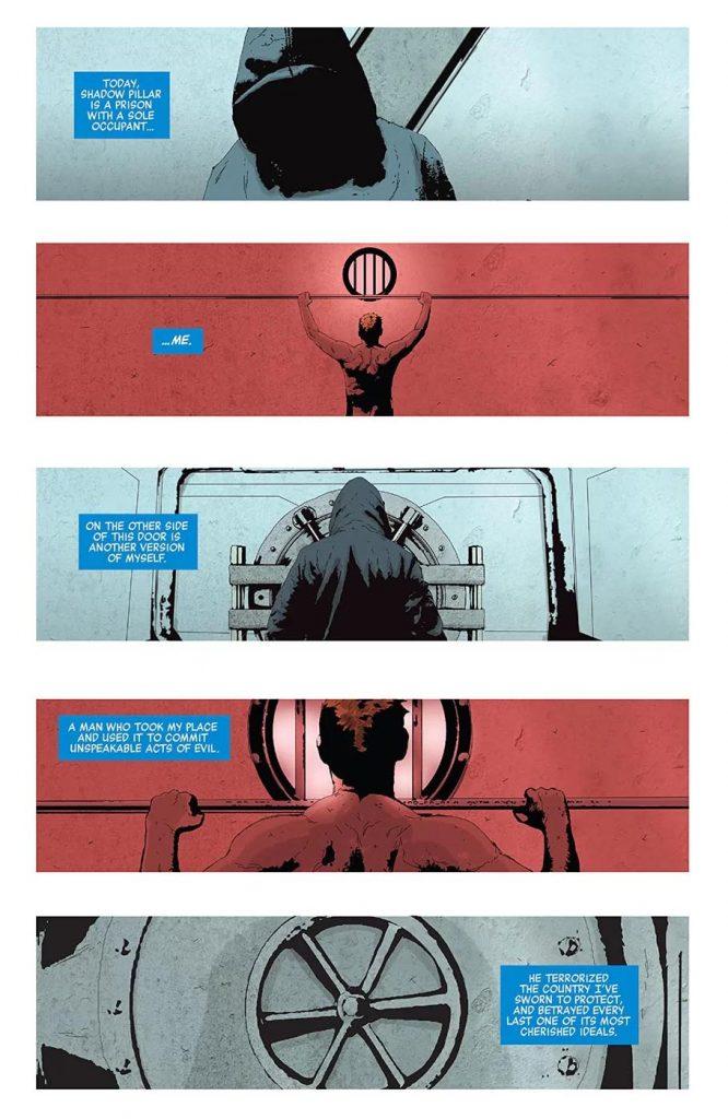 Marvel Secret Empire Omega #1 Review