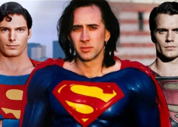 Nicolas Cage Thinks His Unmade Superman Film Is The Most Powerful Superman Movie