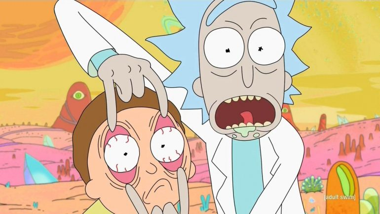 Rick is Morty