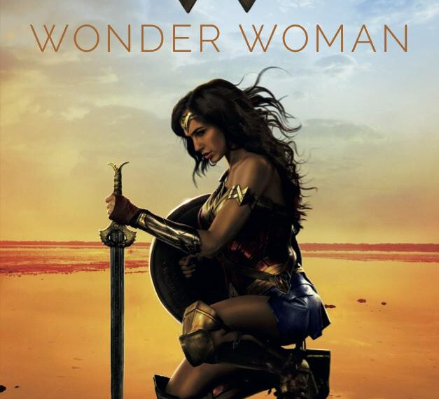Wonder Woman: The Official Movie Novelisation Review