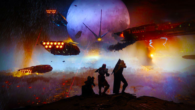 d1 1 Destiny 2 Review - Saving The Galaxy One Piece Of Loot At A Time Uncategorized