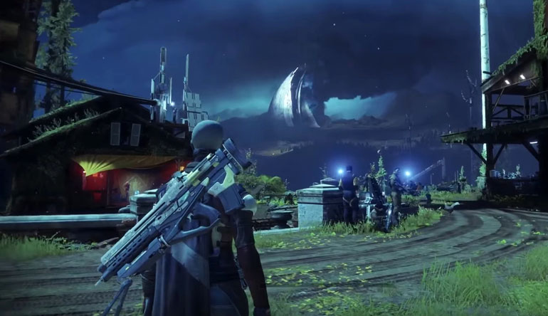 d3 Destiny 2 Review - Saving The Galaxy One Piece Of Loot At A Time Uncategorized