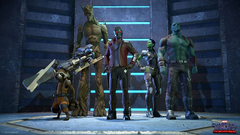 Guardians Of The Galaxy: The Telltale Series Review - Another Solid Entry