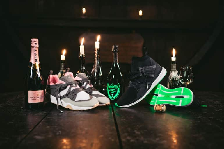 2947d065cd1e Celebrate The Puma X Solebox Partnership With Champagne Pack