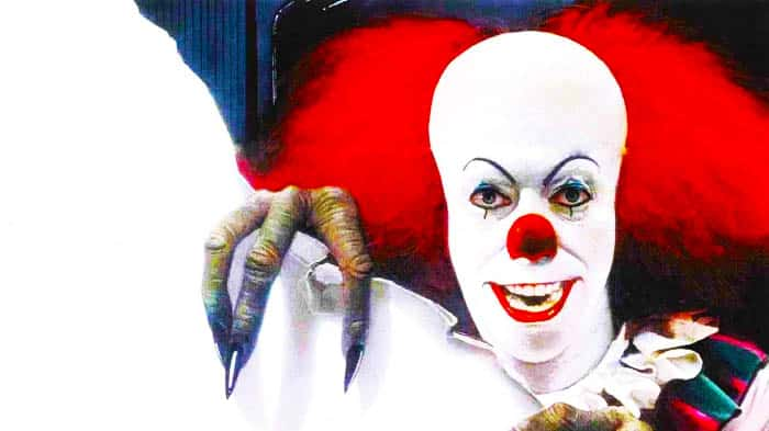 A Look Back At Stephen King's IT (1990) - It Still Floats