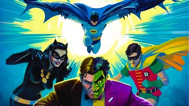 Batman Vs Two-Face Review