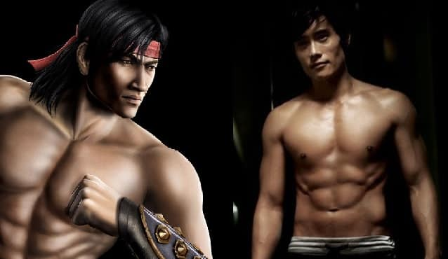 Byung-hun Lee as Liu Kang