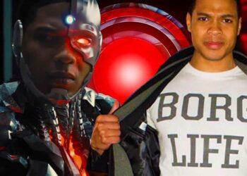 Cyborg Star Ray Fisher Talks Justice League In Q&A
