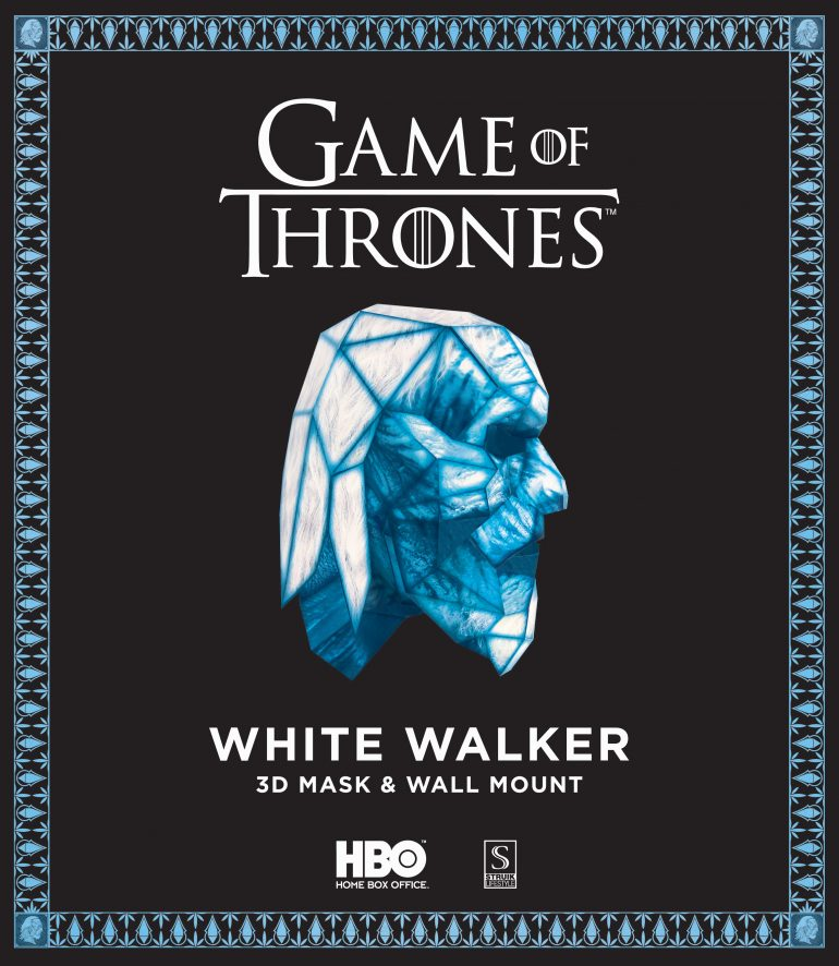 Game of Thrones - The White Walker - 9781432309299