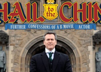 Hail To The Chin: Further Confessions Of A B-Movie Actor Review