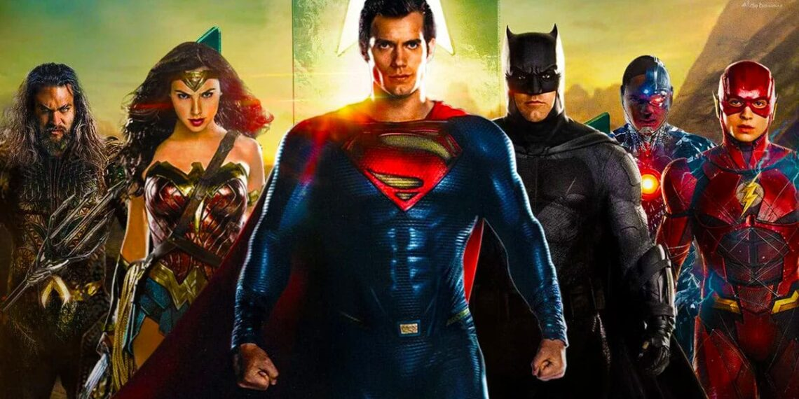 Is The Justice League 2 Script Already In The Works
