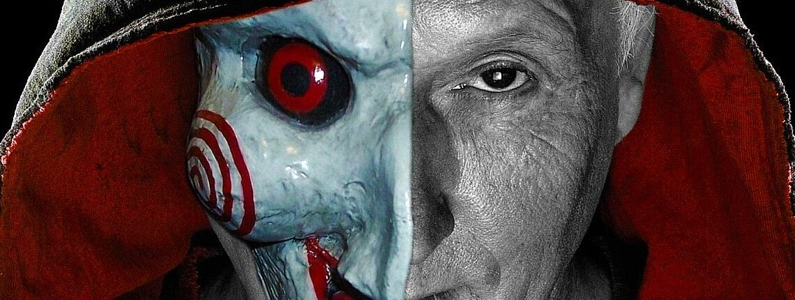 Jigsaw a misunderstood hero