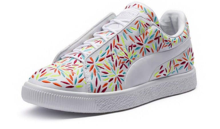 Puma Drops Japanese-Inspired Kiku Pack For Flower Season