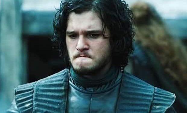 Kit Harington cried Game of Thrones Ending